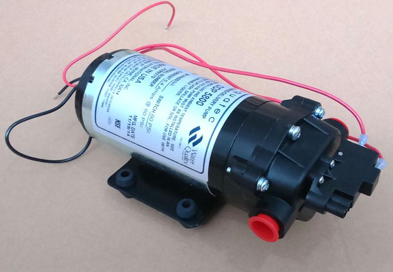 Motor para fuente de agua bomba de agua sumergible para - Motor de fuente de agua ...